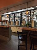 7つのBblのビール醸造所装置の赤い銅販売のためのタンクによって使用されるビール醸造所装置