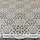 Merletto del cavo del tessuto di tessile per i vestiti da cerimonia nuziale (M0443-G)