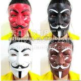 Masker V van de Partij van Halloween van de bevordering voor het Masker van de Vete