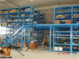 Armazém multi-chão Armazém de carga pesada Mezzanine Prateleiras