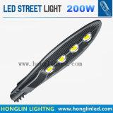 luces de calle al aire libre de 120W 85-265V IP65 LED