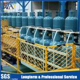 """Chaîne de production """"clés en main"""" de cylindre de LPG de projet"""