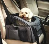 La linea aerea dell'elemento portante di sede dell'automobile dell'animale domestico ha approvato per gabbia Esg10468 di corsa degli animali domestici del cucciolo del gatto del cane la piccola