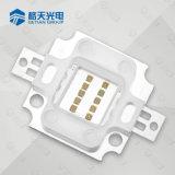 O melhor módulo natural da ESPIGA do diodo emissor de luz do branco 10W do preço 2600-6500K