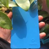 Hotsales Ral5012 색깔 파란 높은 광택 분말 코팅