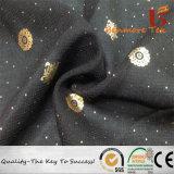 Шифон ткань/Bronzing шифона из полиэфирного волокна ткани для одежды