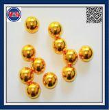 H62 H65 de bola de latón puro Bola de acero de cobre sólido para el apoyo de Piezas de bolas molino