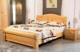 Festes hölzernes Bett-moderne doppelte Betten (M-X2315)