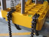 """6つの"""" (152mm)鋼管(JK150)のための携帯用管の穴の打抜き機"""