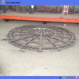 Das preiswerte China-Drehen hydraulisch Scissor Aufzug-Tisch/Plattform für Stadium
