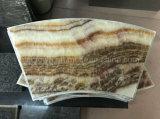 حجارة رخاميّة قرص عسل يصفح مركّب زخرفيّة [إإكستريور ولّ] [كلدّينغ بنل]