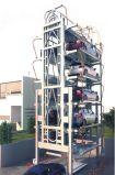 Vertikale Drehzirkulations-intelligente automatisierte parkende Systeme