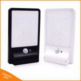 정원 벽 야드를 위한 500 루멘 옥외 LED 태양 빛 42 LEDs 운동 측정기 태양 램프 방수 안전 빛