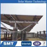Солнечная панель крепления в коммерческих целях, соединения на массу системы крепления солнечной системы