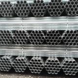 Cruce caliente BS1387 tubo galvanizado como barra de cortina