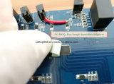Высокотемпературная термально проводная пусковая площадка зазора силикона для PCB