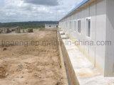 Niedrige Kosten-einfaches Installation Prebuilt Haus mit heller Stahlkonstruktion