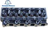 닛산 Td25를 위한 벨브 부속을%s서만 가진 자동차 부속 Td27에 의하여 완성되는 실린더 해드