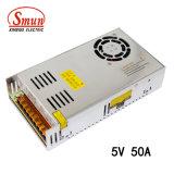 Bloc d'alimentation SMP de Smun S-350-5 250W 5V 50A AC-DC
