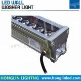 12W 18W 36W Lineaire Lamp van de Muur van het Landschap van de LEIDENE Wasmachine van de Muur de Lichte