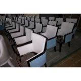 Diseño moderno vestíbulo tejido utilizado Hotel sillas para la venta