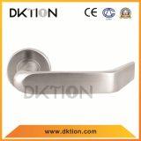 AL020方法ステンレス鋼の固体ドアのレバーハンドル
