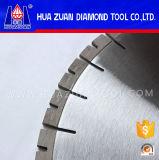 Lámina de corte del segmento del diamante de la eficacia alta