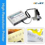 Continua de alta resolución de la marca de impresoras Ink-Jet código QR (ECH700).