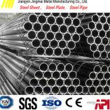 Tubo circular Weldeding tubos de acero con forma de cuerpos huecos