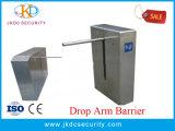 L'acciaio inossidabile di controllo di accesso 304 ampiamente utilizza il cancello girevole del braccio di goccia