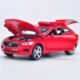 Автомобиль игрушки корабля Volvo пластичной имитации модельный