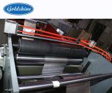 Fördernde Aluminiumfolie Rewinder Schnitt-Maschinerie