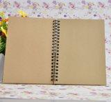 Sketchbook do caderno do espaço em branco do produto 2017 novo