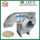 Edelstahl-Kartoffel-Ausschnitt-Schneidmaschine-Chips, die Maschine herstellen