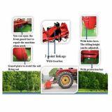 Les machines agricoles cultivateur timon rotatif à 3 points