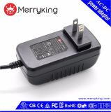 Wechselstrom-Spannungs-Adapter UL-Cer BS-LVD FCC-aufgeführter 15V 2A