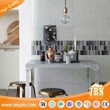 Mosaico americano del aluminio y del vidrio del color del negro del mercado (M855056)