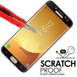 Samsung 은하 J5 J7 전성기를 위한 5D에 의하여 구부려지는 강화 유리 스크린 프로텍터 필름