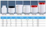 bottiglia propensa del quadrato della spalla dell'HDPE 150ml per l'imballaggio di plastica della medicina solida