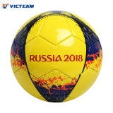 La nueva aduana imprimió la bola durable del balompié de 9 pulgadas