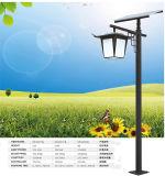 Bridgelux는 태양 가로등에 있는 태양 정원 LED 빛을 잘게 썬다