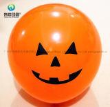 Хэллоуин надувной рекламы печать круглая насадка для взбивания