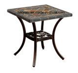 옥외/정원/안뜰 등나무 알루미늄 테이블 HS7060et