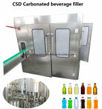 Botella de plástico PET Turn-Key completa Soda bebidas carbonatadas Packging máquina embotelladora