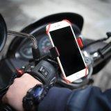 De universele Houder voor GPS van de Telefoon van de Cel het Stuur van de Fiets van de Fiets MTB van de Motorfiets zet op