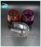 De sterke Beschikbare Plastic Massa van de Glazen van de Wijn