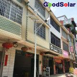 Viento de alta calidad Sistema de energía Híbrida solar en la calle la luz solar Systrm