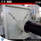 Linha da extrusão da câmara de ar da mangueira da tubulação de água do HDPE