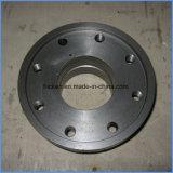 Qualität Soem-Gussteil CNC-maschinell bearbeitenteil-Enden-Schild-Seite