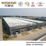 Structure métallique de Wiskind Q235B avec la qualité